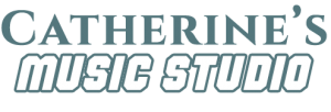 Catherine's Music Studo Logo Text